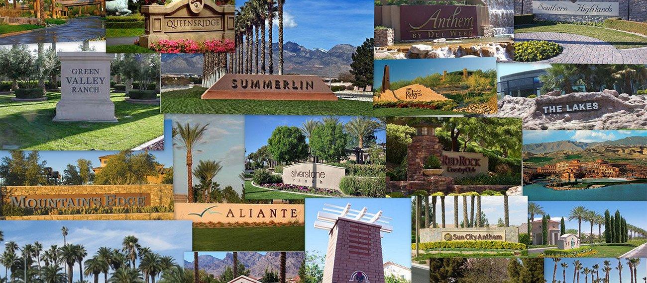 Las Vegas Communities and Neighborhoods