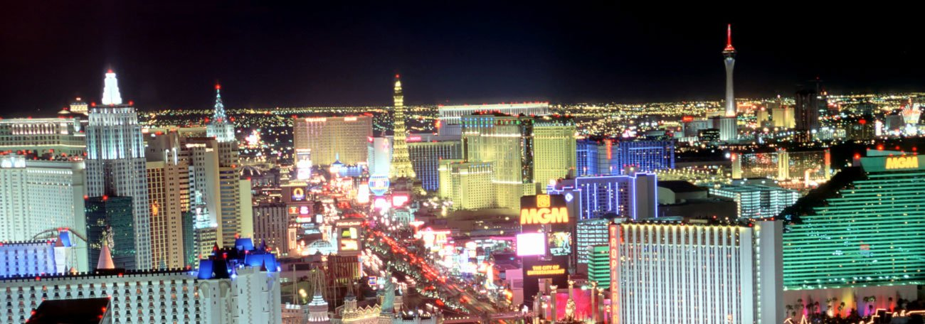 Las Vegas Strip Skyline