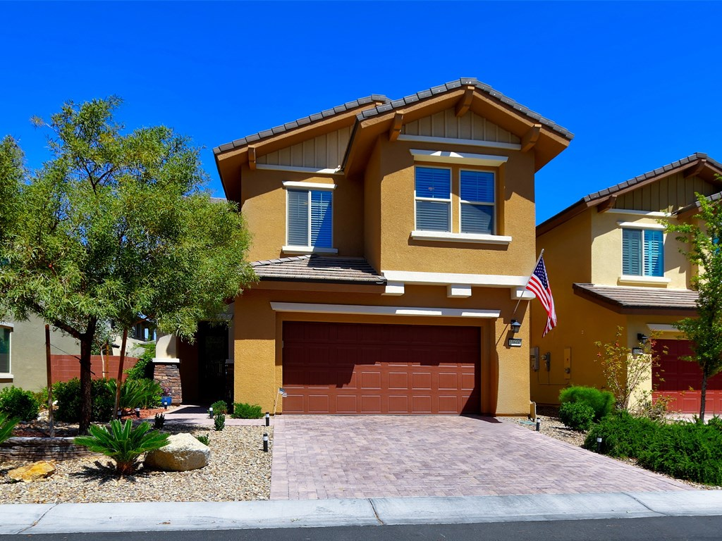 10600 Agate Knoll is the subject of an open house