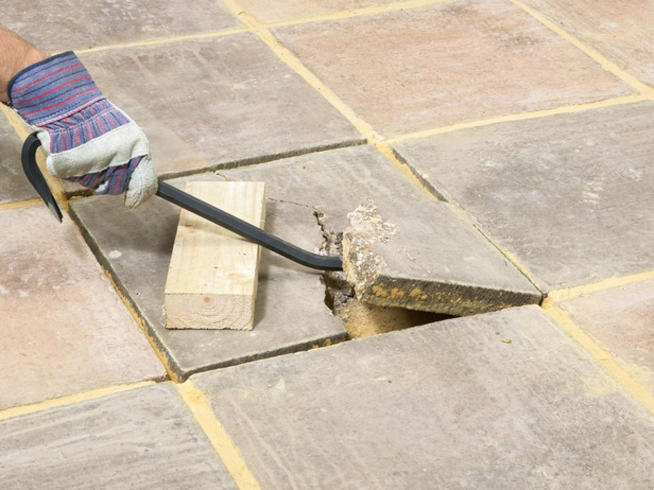 Patching Patio